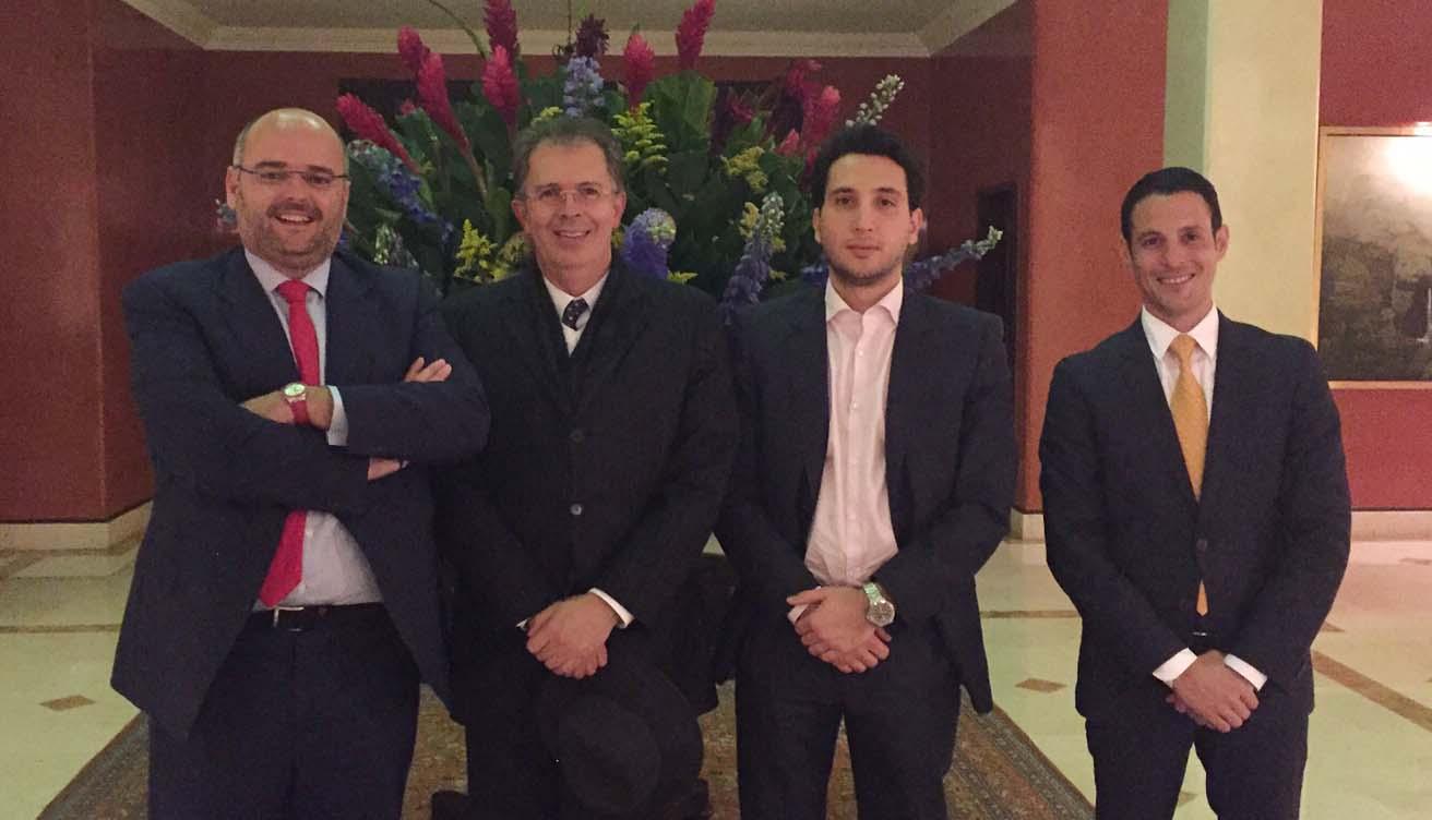 GVA & ATENCIA estrecha lazos con sus socios internacionales